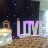 LOVE LED Letter (4FT) Battery Operated