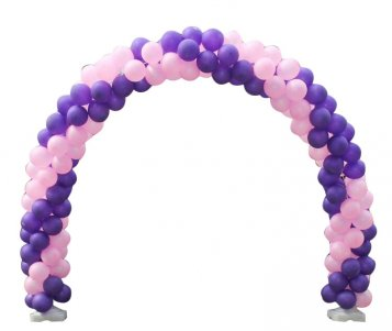 Balloon Column Arch Base Upright Pole Display Stand Kit Wedding Party Set Decor