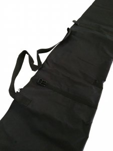 Black BACKDROP BASE AND STAND CARRY BAG