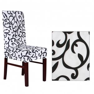 Short Skirt Dining chair covers
