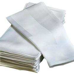 Superior Satin Band Cotton Napkin -Pack of 5