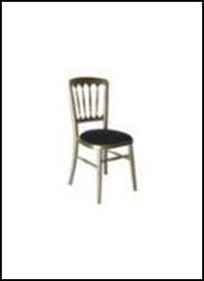 Cheltenham/Chivari Chair Covers without pleats Ivory