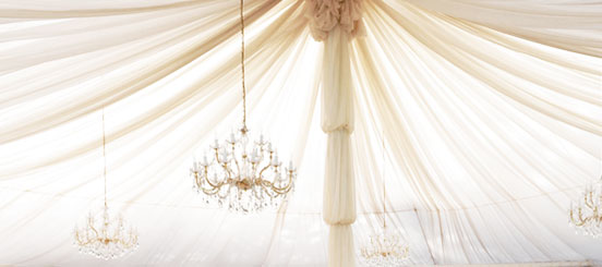 CEILING DECOR & CENTERPIECES