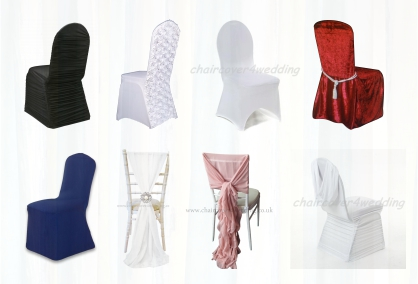 Chair Covers & Sandra Chair Covers | Wedding Wholesale UK