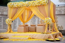 3m*3m*3m Cube Wedding Backdrop Wedding Mandap Wedding Tent for Wedding Decoration Party Decoration