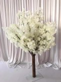 150cm White Cherry Blossom Tree (5ft)