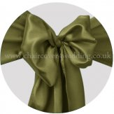 Willow Satin Sashes