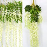 Artificial Wisteria Flower Branch 110CM Height