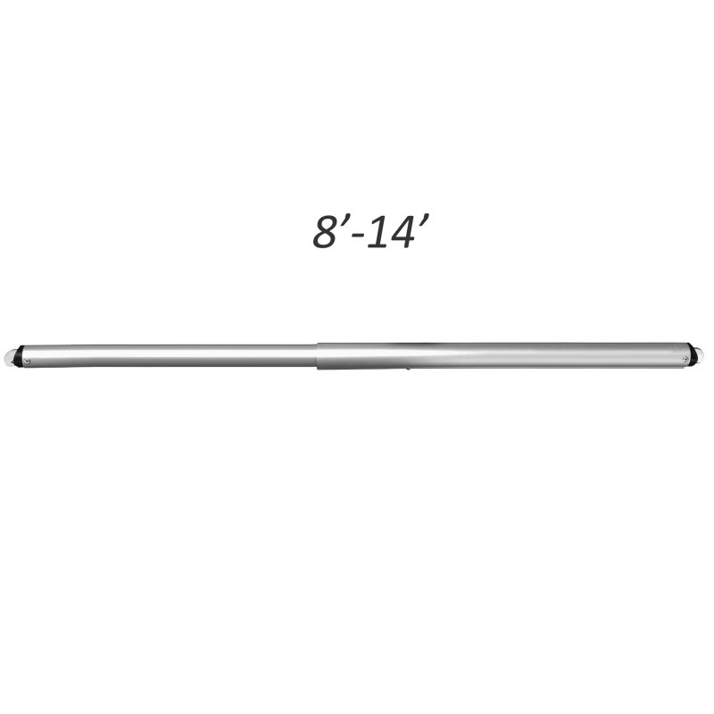 8ft - 14ft Extendable Telescopic Crossbar