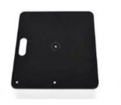 450 x 450 x 4.5mm Base Plate with handle slot