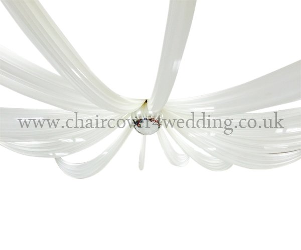 4 Panel - 21ft Ceiling Draping Kit