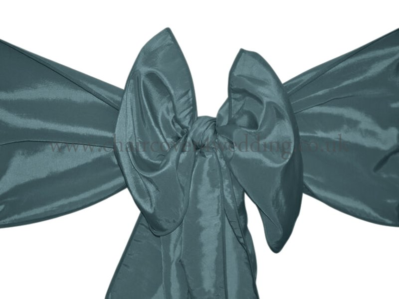 Huntergreen Taffeta Sashes