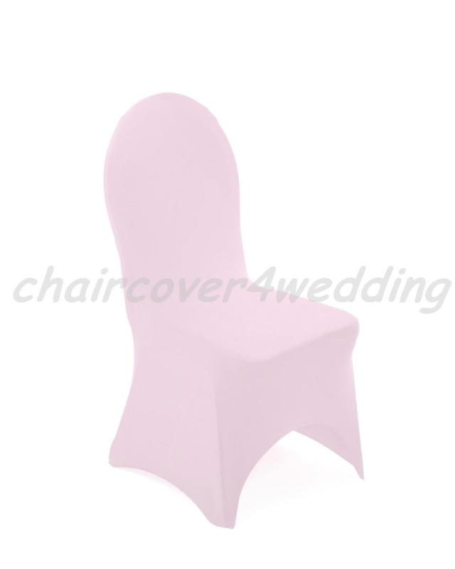 Lycra Spandex Covers Baby Pink Arch Front Premium